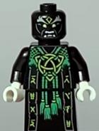 Skull Sorcerer unmasked