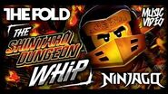 "LEGO Ninjago ""Shintaro Dungeon Whip"" Cole's Lament, Official MUSIC VIDEO by TheFoldMusic"