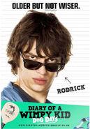 Rodrick Heffley Dog Days poster