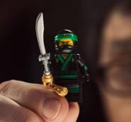 Liu's Lloyd Minifigure