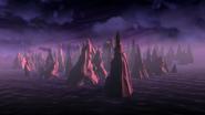 Dark Island Rocks