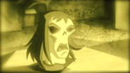 Ghost Girl Mask