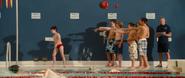 Greg Heffley ditching his swim team