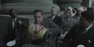 Man catches Vase