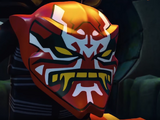 Oni Mask of Vengeance