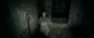 Grindelwald's cell