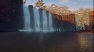 Primeval Waterfall