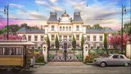Baudelaire Mansion Concept Art