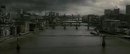 Attack on London's Millennium Bridge
