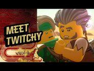 Ninjago Season 3 - Ninjas Meet Twitchy - The Island