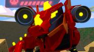 FireDragonFace