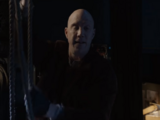 Bald Man with the Long Nose