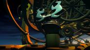 Helmet of Shadows Pedestal