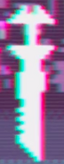 Purple Key-Tana Pixelated