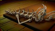 Fangpyre Skeleton