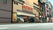 Autobody Repair Shop