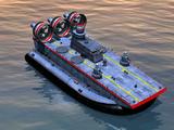 Zubr class landing craft
