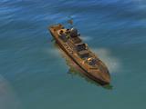 Tarantul class corvette