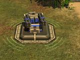 ADATS defense turret