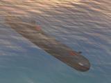 Typhoon class SSBM