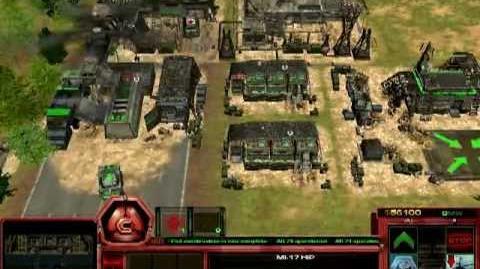 Act of War High Treason Gameplay, Consortium (me) vs. U.S. Army (Computer - hard)