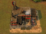 Field prison camp