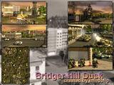 Bridger Hill Dusk