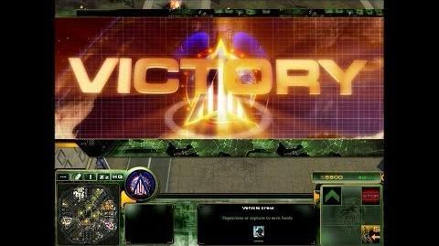 Act of War Direct Action - Skirmish - Hard 4 vs 4 - U.S