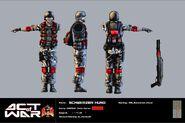 HT ConceptArt SchwarzerHund Model