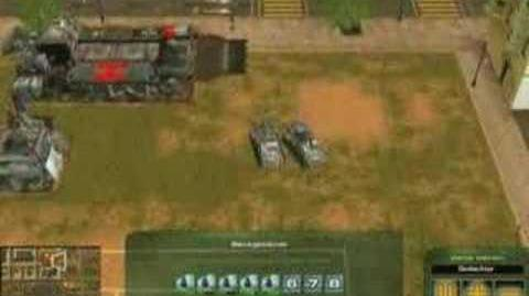 Act of War - German Finals GC 2005