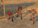 Optical Camo soldier