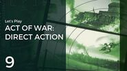 Let's Play Act of War Direct Action 9 Kalinin Nuclear Power Plant