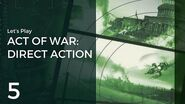 Let's Play Act of War Direct Action 5 Red Sea Coast