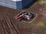Railgun turret