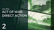 Let's Play Act of War Direct Action 2 London