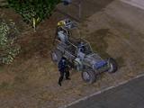 Buggy light Stinger launcher