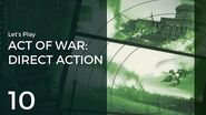 Let's Play Act of War Direct Action 10 Moscow