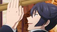 Kaoru telling Ushio question the ordinary