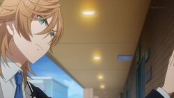 Mitsuki realizing that Keishi's apartment is gone.jpg