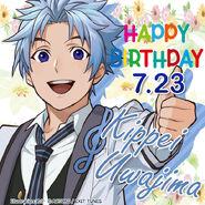Kippei Uwajima Happy Birthday