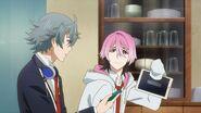 Sosuke telling Uta the 1seg doesn't work, either