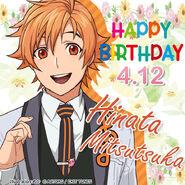 Happy Birthday Hinata Mitsutsuka