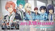 【3月18日発売】EXIT TUNES PRESENTS ACTORS3【全曲クロスフェード】