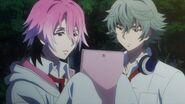 Uta telling Sosuke he was watching Saku when this hit him