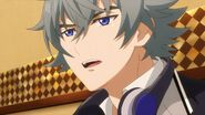 Sosuke telling Mitsuki so that means you need a song as soon as possible