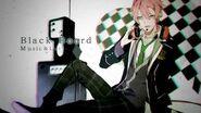 【ACTORS】Black Board 芦原倖乎(CV 蒼井翔太)【PV】