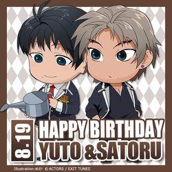 Happy Birthday Yuto & Satoru Chibi.jpg