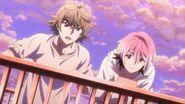Sosuke asking Uta if he is not seeing things