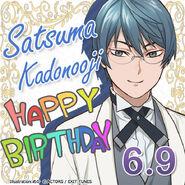 Satsuma Kadonooji Happy Birthday