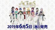 【2019 6 5発売】ACTORS 5th Anniversary Edition【速報】
